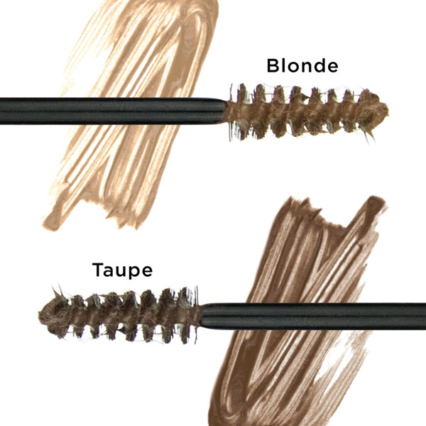 tinted brow gel with fibers